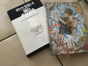 Death note novels