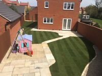 Patios Paving-Driveways-Turfing-Groundworks-Fencing-Landscaping