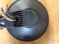 Hella rally 3000 spot lights with sidelights blue great condition