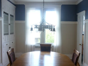 Chambre meublée dans 5 1/2 / furnished room in 5 1/2 villeray