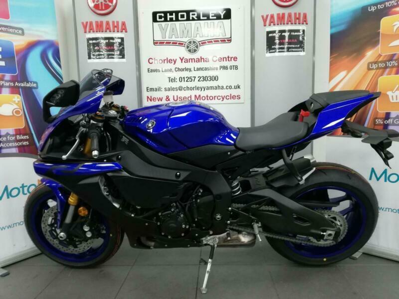Yamaha Yzf R1 2019 Model Delivery Arranged In Chorley Lancashire Gumtree