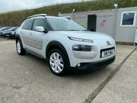 2017 Citroen C4 Cactus 1.2 BLUEHDI W 5d 98 BHP Hatchback Petrol Manual