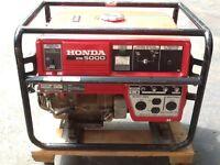 Honda Generator 5KW
