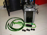jabeo canister filter up to 150 gallon tank 75.00