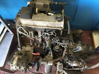 VW Golf mk3 gti 2.0 8v engine and gearbox complete