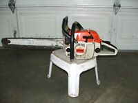 STIHL Chain Saw for Sale