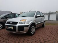 Ford Fusion 1.4 Ambiente
