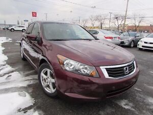 Honda Accord Sedan 4dr I4 Auto LX 2009