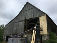 BARN PAINTING, STEEL ROOFING AND BARN REPAIRS