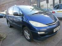 2006 (56) TOYOTA PREVIA 2.0 D-4D T3 ~ PRIVATELY OWNED ~ NEEDS ATTENTION
