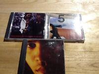 Lot of 3 LENNY KRAVITZ cd's