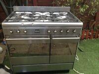 Smegg double oven