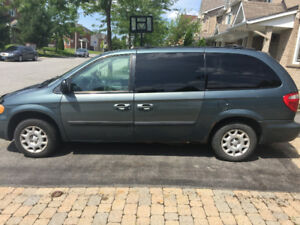 2005 Dodge Grand Caravan - Limited edition