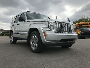 2008 Jeep Liberty Limited **Leather, Convertible top, WARRANTY**