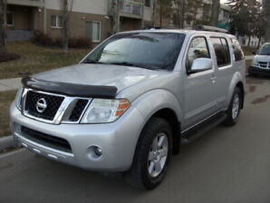 2008 Nissan Pathfinder SE SUV, Bk-Up Camera, $7499, 780-908-8589