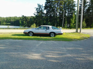1986 Pontiac  2+2 Aerocoupe RARE- 1 yr only built - never again