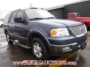 2005 FORD EXPEDITION  4D UTILITY 4WD