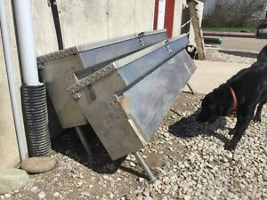 Stainless truck bed tool box London Ontario image 2