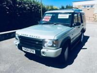 Land Rover Discovery 2.5Td5 ( 7st ) 2004MY Landmark Diesel Manual F/H 7 Seater