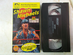 Wrestling VHS For Sale, $1 Each! WCW, WWE, WWF, ECW