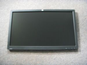 "27"" HP Monitor model ZR2740w for Parts"