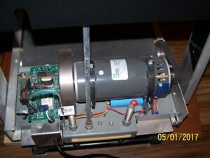 Pacific Scientific 2 hp electric motor