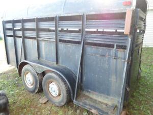 livestock trailer,,,,,,           $1500