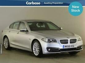 image for 2016 BMW 5 Series 520d [190] Luxury 4dr Step Auto SALOON Diesel Automatic