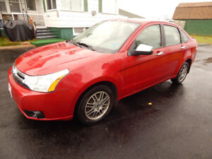 2011 Ford Focus SE 2.0L 4Cyl / New MVI / 132 Kms