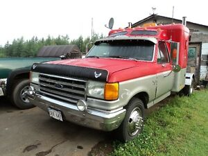 1989 Ford F-350 customized Other