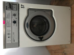 4 Unit Wascomat Front load coin operated commercial washer