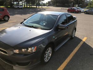 Mitsubishi Lancer 2011 Automatic transmission with All Wheel