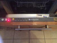 Slimline hotpoint dishwasher