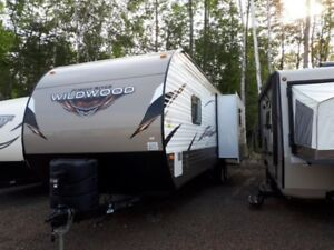 2019 Forest River RV Wildwood 27REI