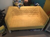 Two seater sofa from IKEA