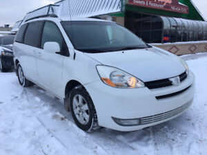 TOYOTA SIENNA LE, MINIVAN,V6, 3.3L, CLEAN INSIDE AND OUT