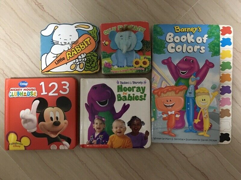 Baby books for sell