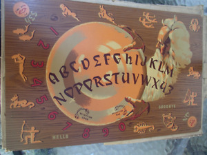 Father Time Mystery Talking Board(Ouija)-REDUCED PRICE