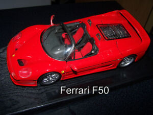 Collection de 33 diecast 1/18