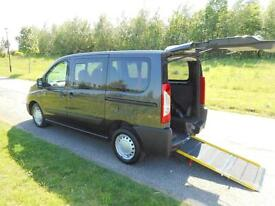 2010 Peugeot Expert Tepee 1.6 Hdi LARGE WHEELCHAIR AREA Disabled Accessible WAV