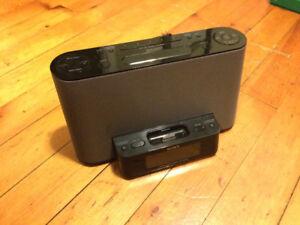 Selling Sony Clock Radio/Speaker Dock (ICF-CS10ip)