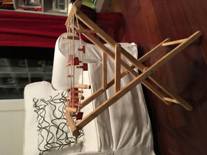 IKEA Clothesline/Drying Rack Playset