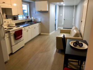 Cozy furnished one bedroom basement for rent Abbotsford