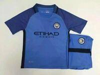 Manchester City kids full kit Age 4-5 brand new