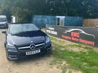 2013 Mercedes-Benz CLS CLS350 CDI BLUEEFFICIENCY AMG SPORT Auto Estate Diesel Au