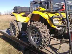2008 can am 800 outlander