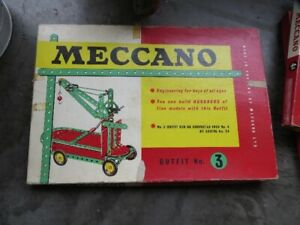 Meccano Outfit #3 ++