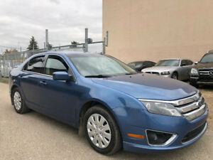 2010 FORD FUSION SEAL ALL WHEEL DRIVE LEATHER SUNROOF 160970 KMS