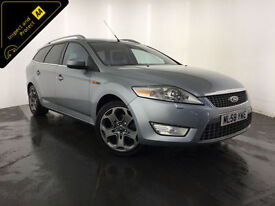 2008 58 FORD MONDEO TITANIUM X TDCI DIESEL SERVICE HISTORY FINANCE PX WELCOME
