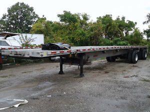 FLAT TRAILER FOR SALE Windsor Region Ontario image 2